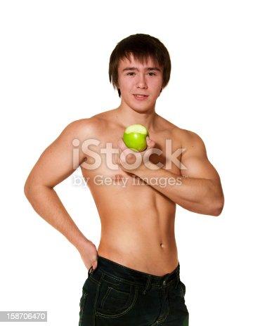502992735 istock photo muscular man 158706470