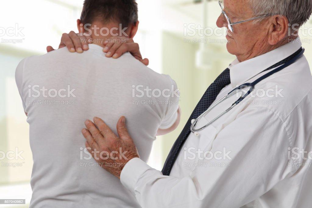 Pescoço alívio da do espasmo dor muscular
