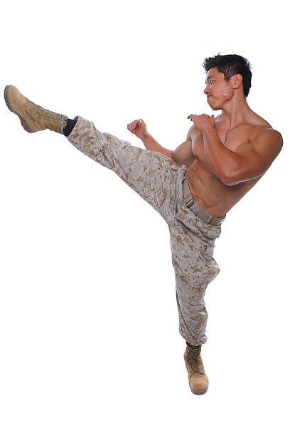 Best Naked Army Men Stock Photos, Pictures  Royalty-Free Images - Istock-1553