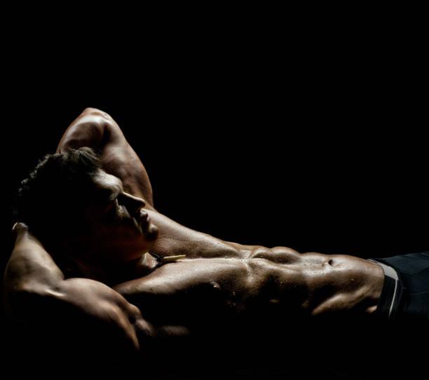 muskulösen sexy Kerl – Foto