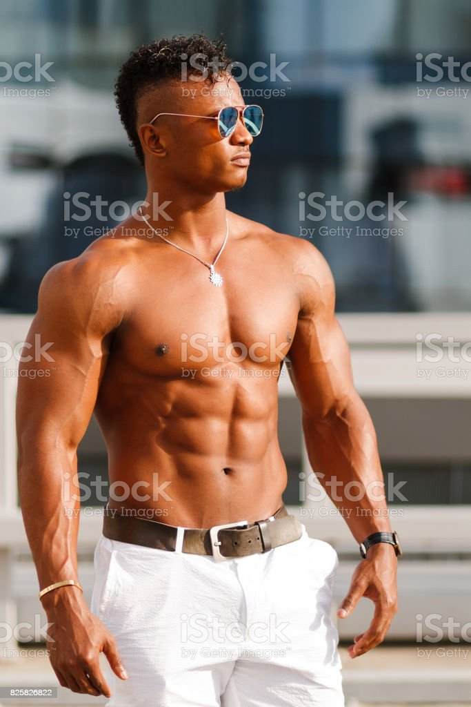 Hot Guy Body