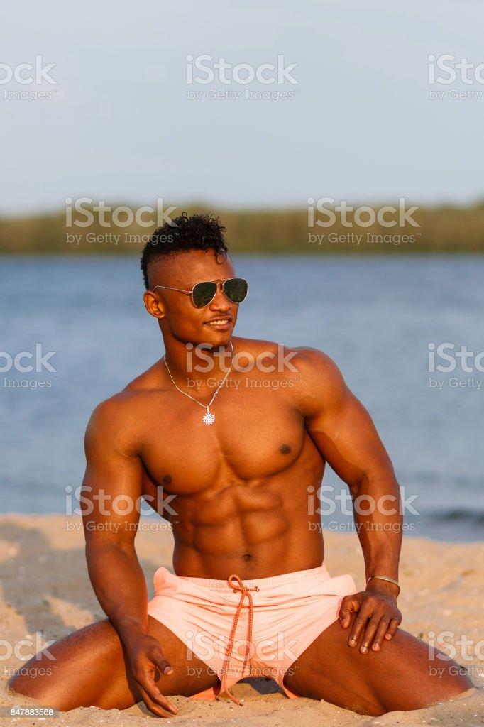 sexy Afrikaanse naakt Fotos