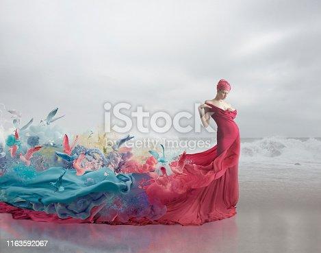 181894581 istock photo Muse and femininity 1163592067