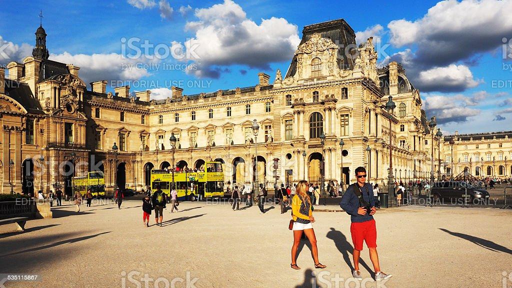 Musée du Louvre – Paris – Foto