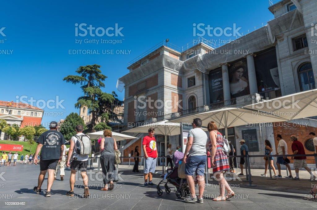 Das Museo del Prado – Foto