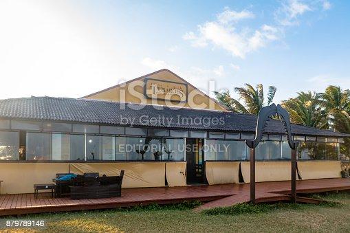 istock Museu dos Tubarões (Shark Museum) - Fernando de Noronha, Pernambuco, Brazil 879789146