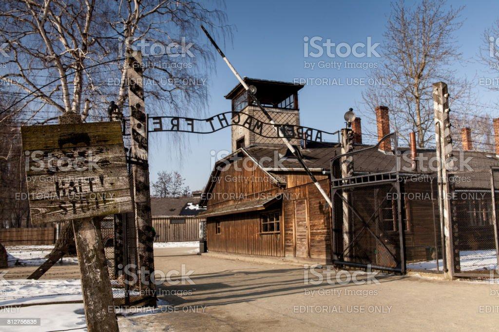Museum Auschwitz Holocaust Memorial Museum Anniversary Concentration