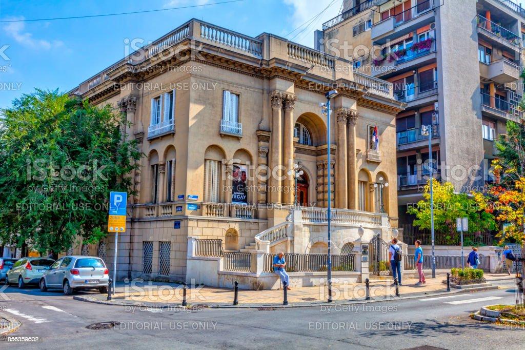 Museum von der Ecke – Foto