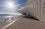 MAAT Museum. Lisbon.