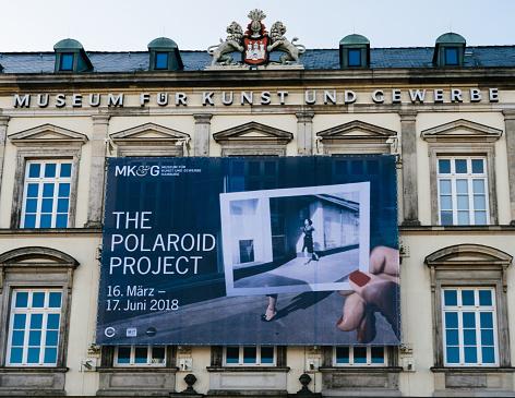 Museum fur Kunst und Gewerbe facade