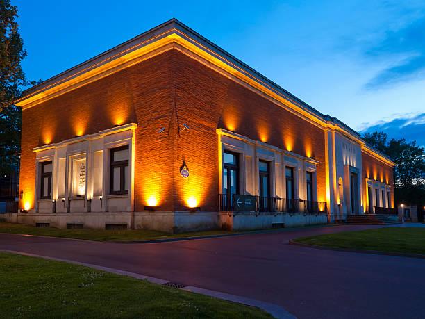 Museum of Bilbao stock photo