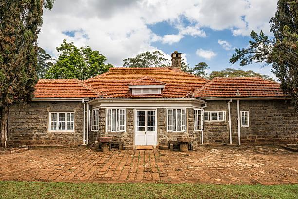 Museum of Karen Blixen in Nairobi, Kenya stock photo