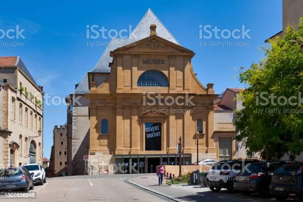 Museum Of La Cour Dor In Metz Stock Photo - Download Image Now