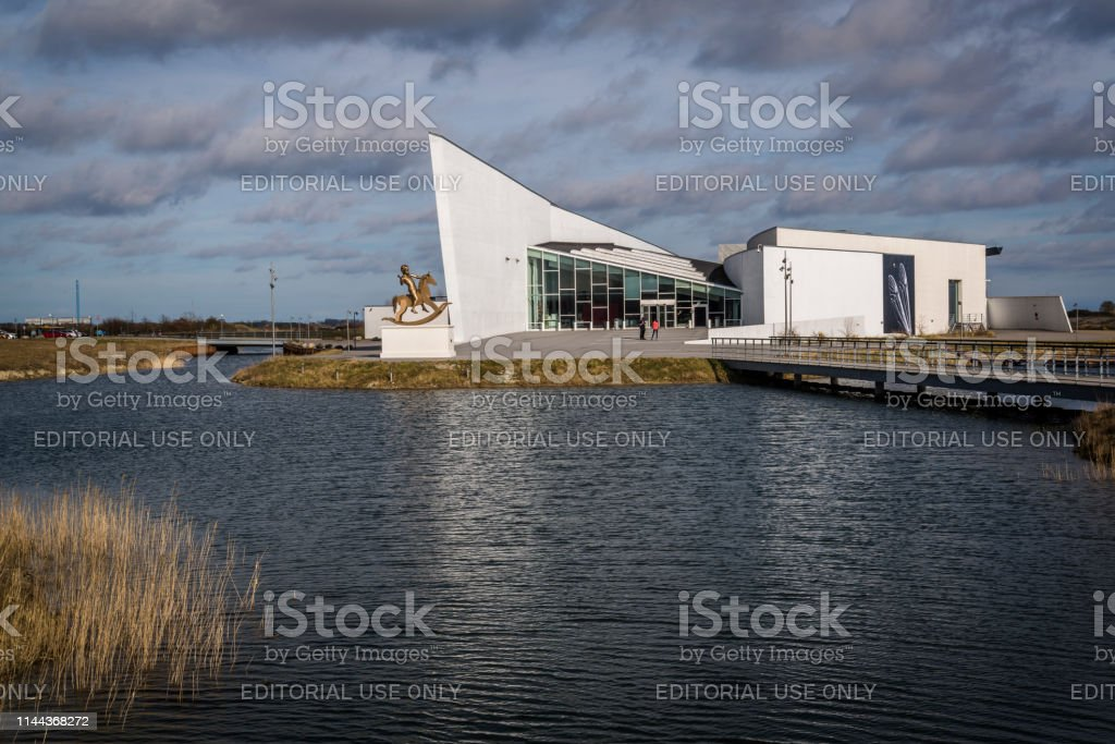 Arken Museum Of Modern Art Copenhagen Denmark Stock Photo