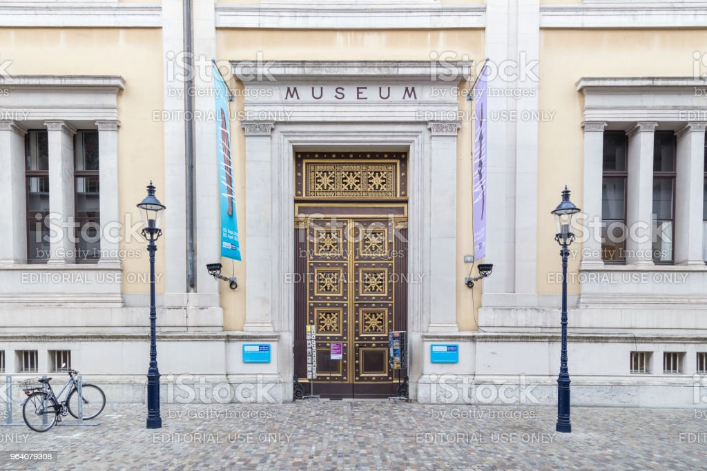 Museum of Natural History in Basel, Switzerland - Royalty-free Architecture Stock Photo