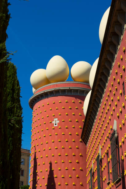 Museum of Salvador Dali stock photo