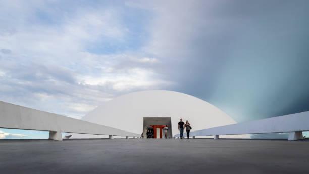 Museu da República, em Brasília, Brasil - foto de acervo
