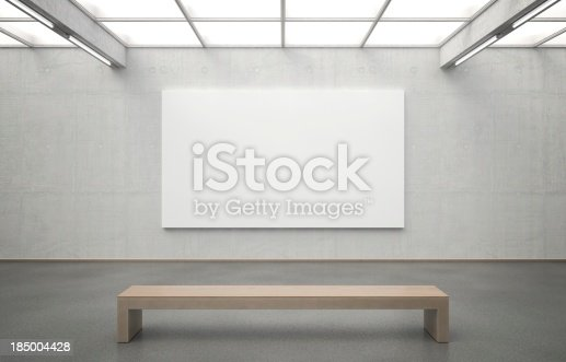 istock Museum with Image 185004428