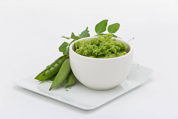 Mushy Peas stock photo