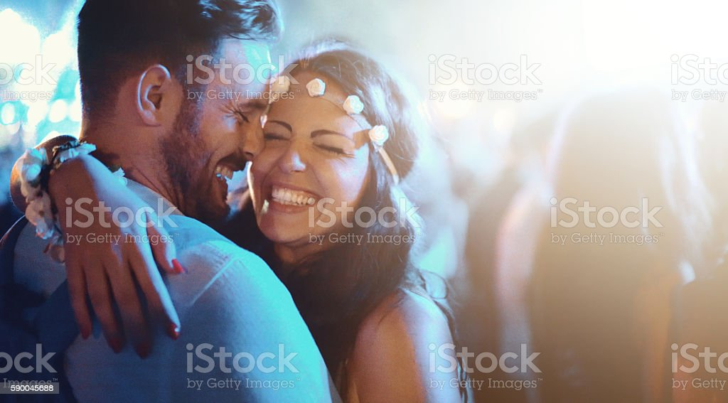 Music and love. stock photo