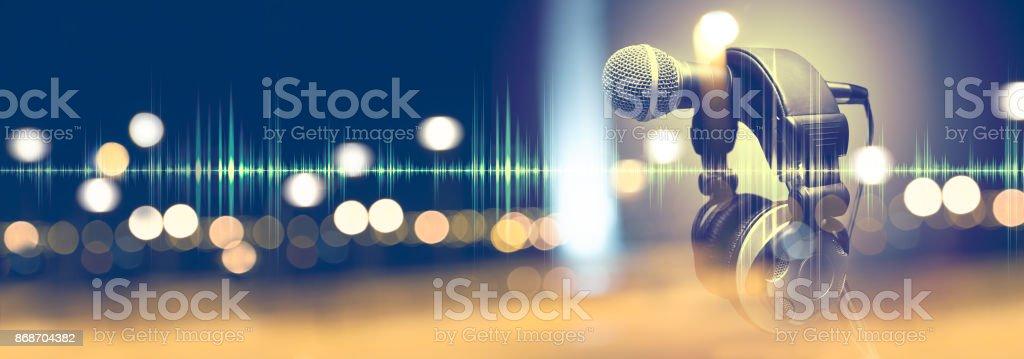 Musique de fond  - Photo