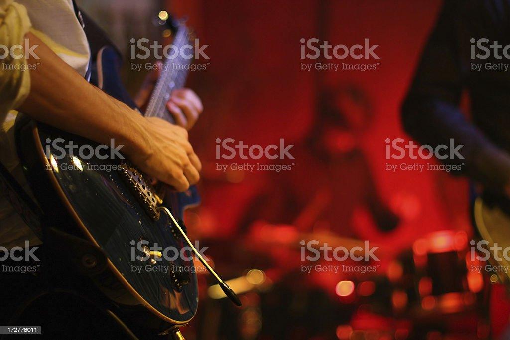 music band royalty-free stock photo