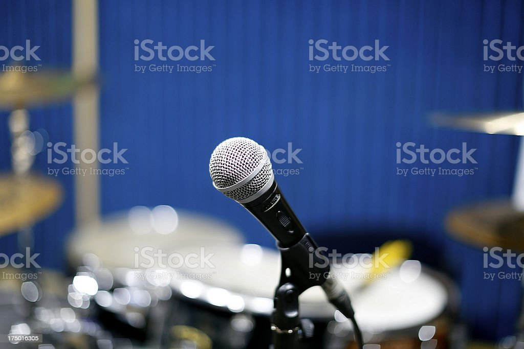 music band royalty-free stock photo