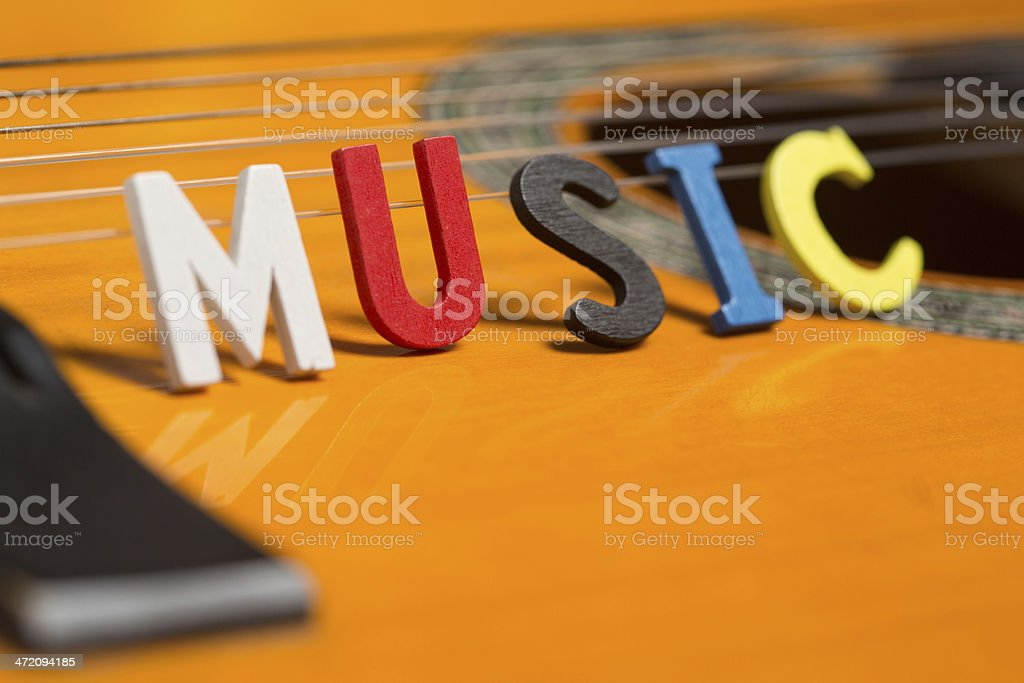 Music Concept stock photo