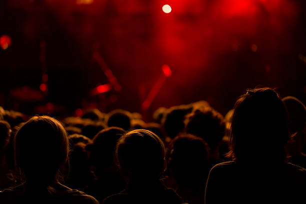 musik-konzert - stage musical stock-fotos und bilder