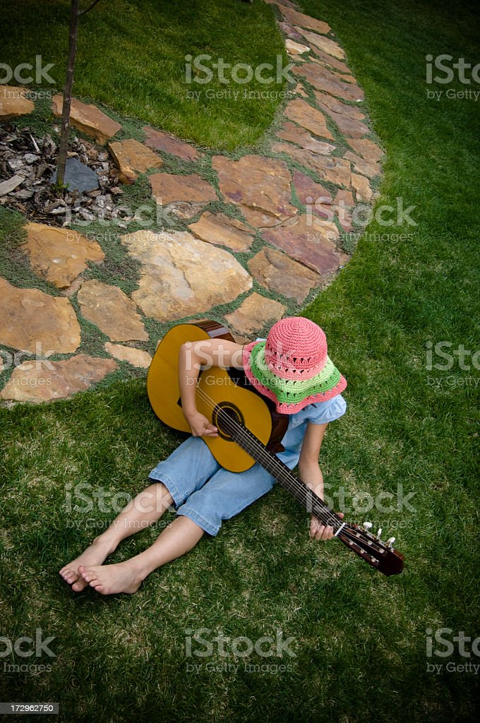 Music Education royalty-free stock photo