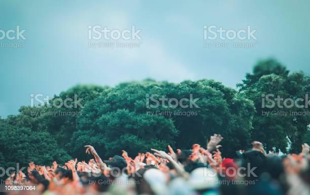 Muziekfestival Stockfoto en meer beelden van Alleen mannen