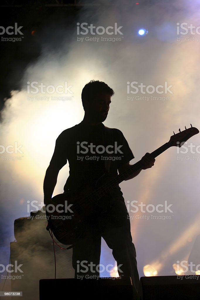 Music Festival stock photo