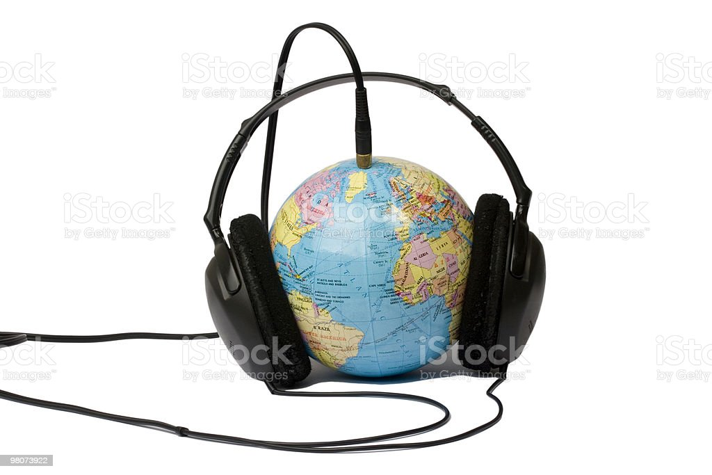 Music for the World royalty-free stock photo