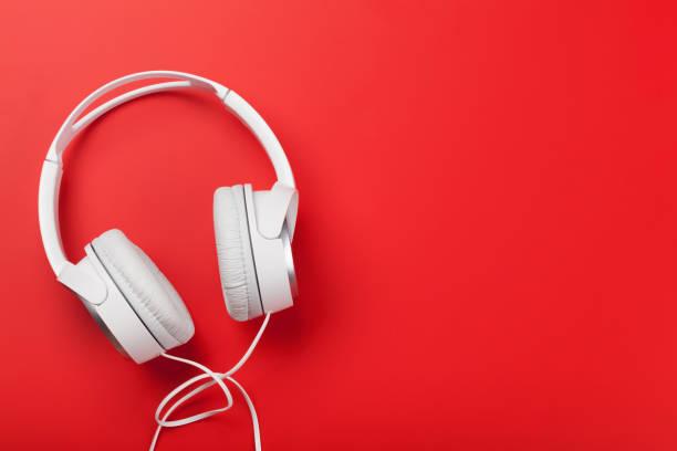 Musik-Kopfhörer – Foto