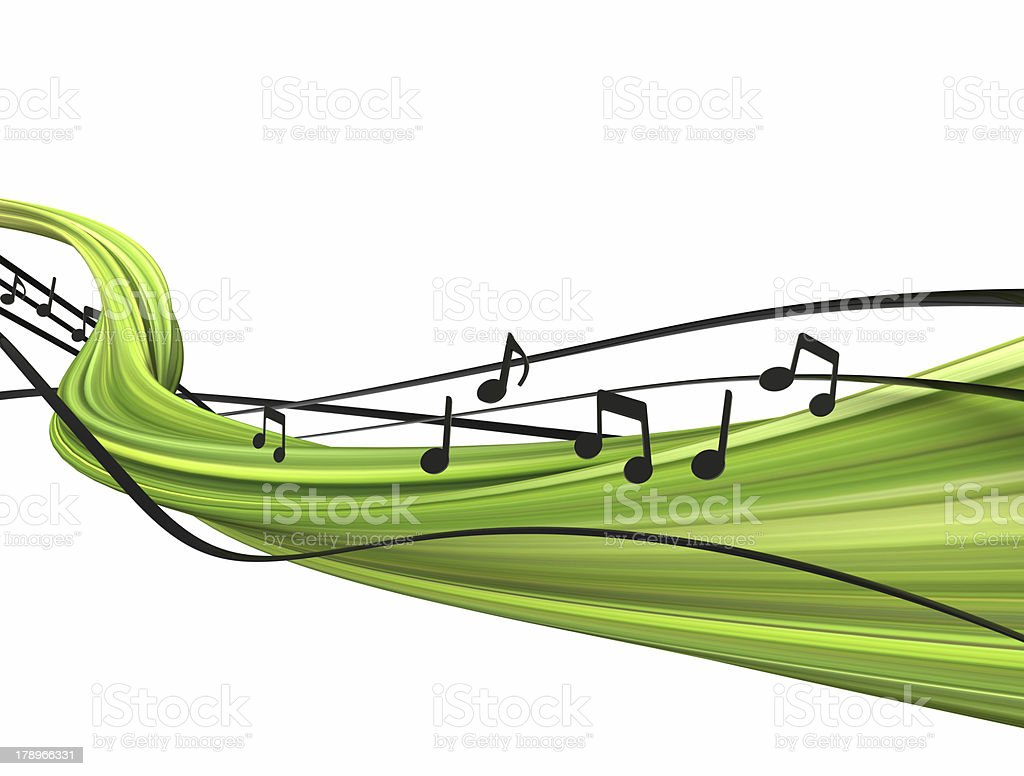 music Improvisation stock photo