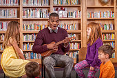 istock Music Lesson in the Library 515684969