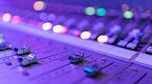 istock Music Mixer 1304350116