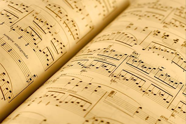 Musik Noten – Foto