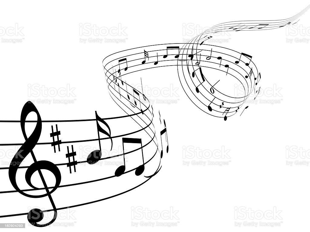 Note Musicali 3d Fotografie Stock E Altre Immagini Di Arte
