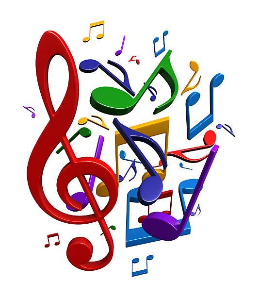 note de musique - note de musique photos et images de collection