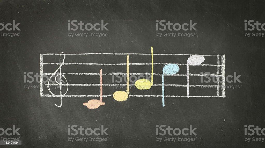 Music royalty-free stock photo