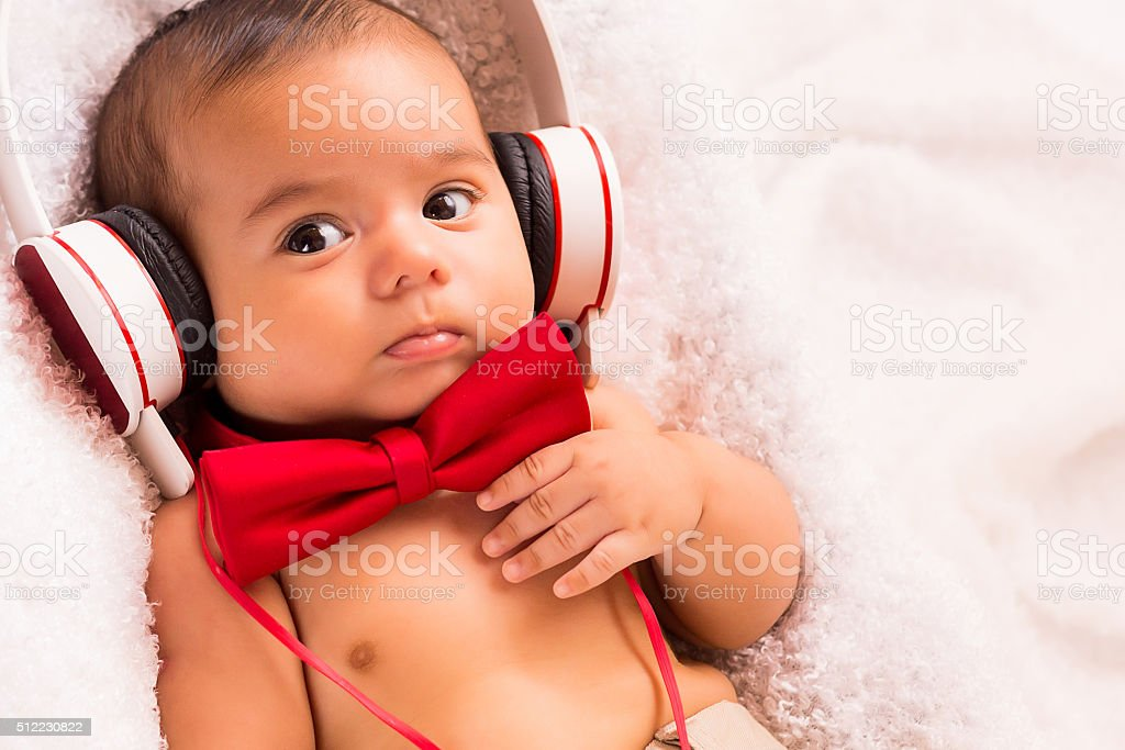 Music... stock photo