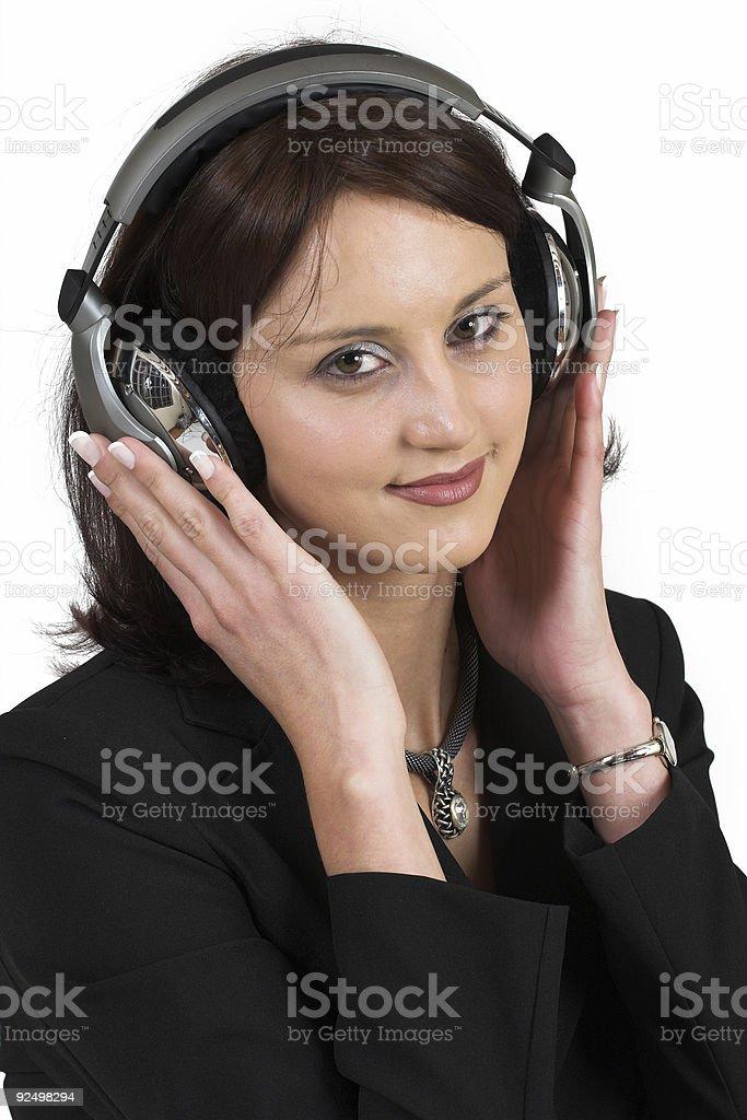 Musik#4 Lizenzfreies stock-foto