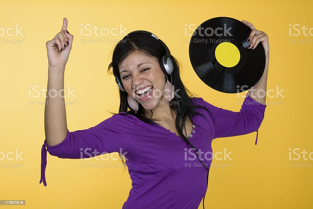 Music Portraits royalty-free stock photo