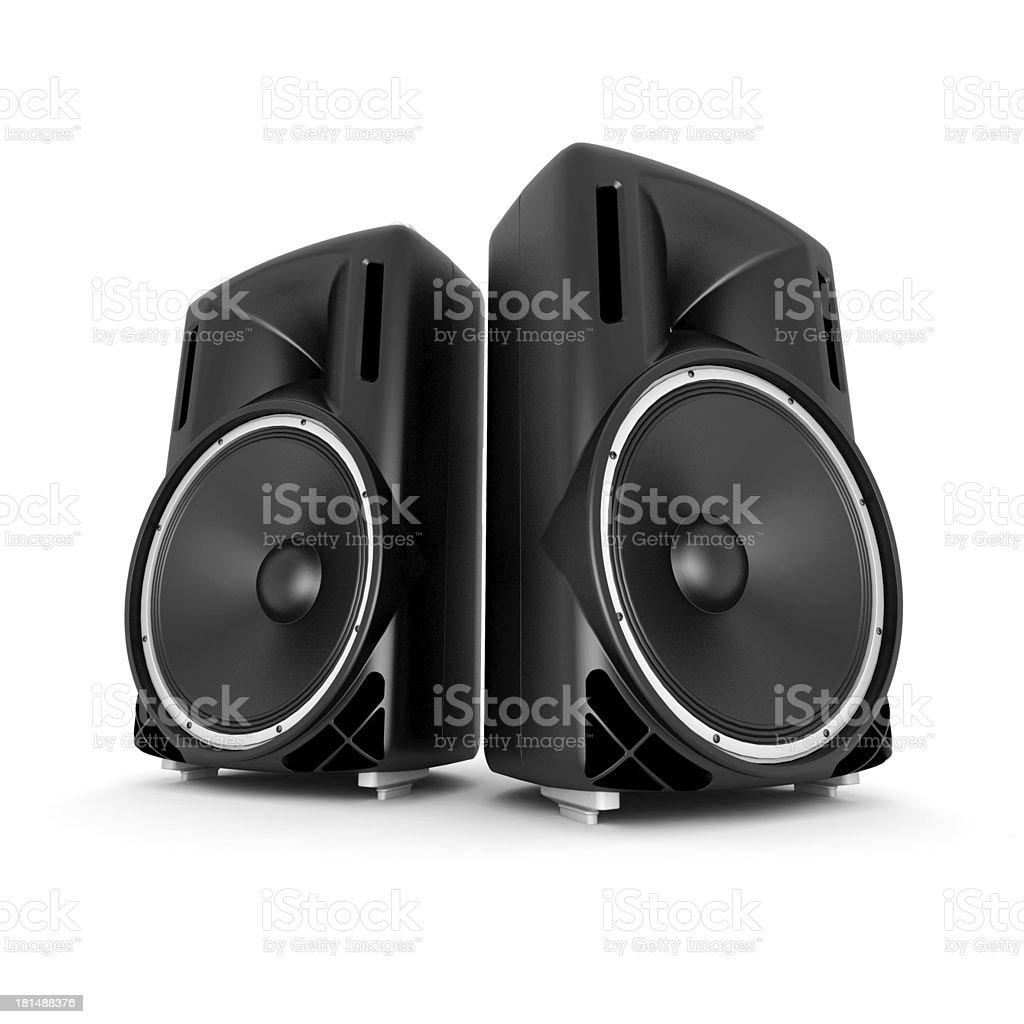 Musik-Lautsprecher – Foto