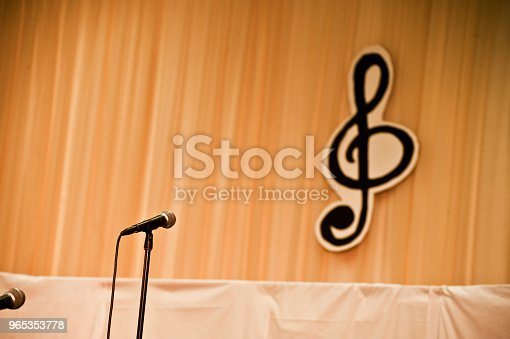 istock Music Stage 965353778