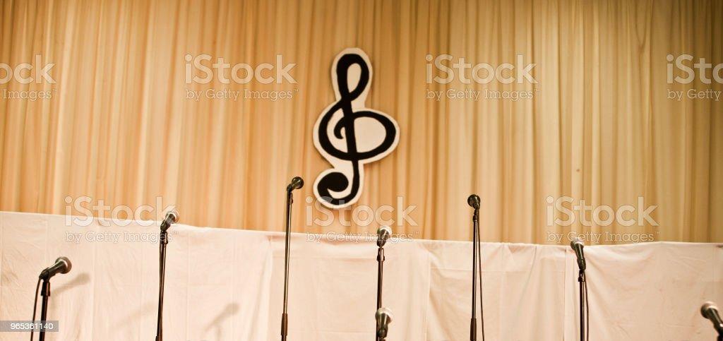Scène de musique - Photo de Allemagne libre de droits
