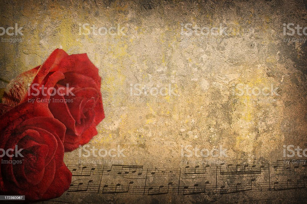 Music Texture stock photo