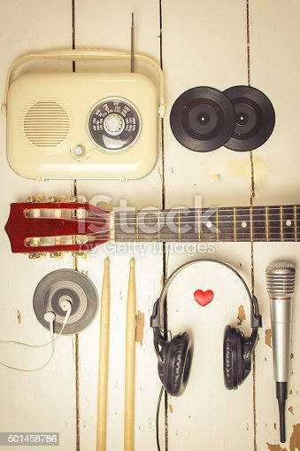 istock Musical Accessories 501458786