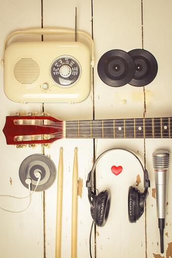istock Musical Accessories 501458786